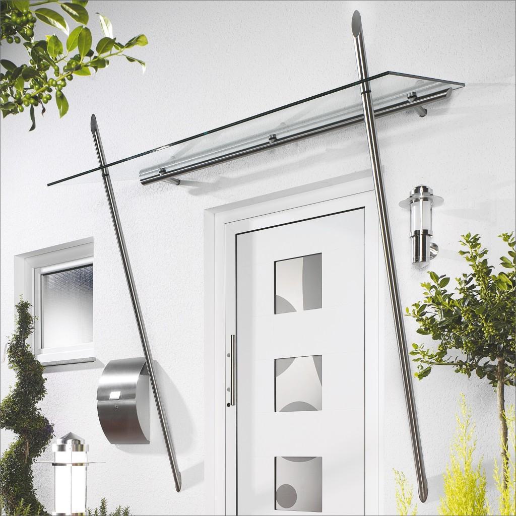 Vordächer – Haustürvordächer und Geländer